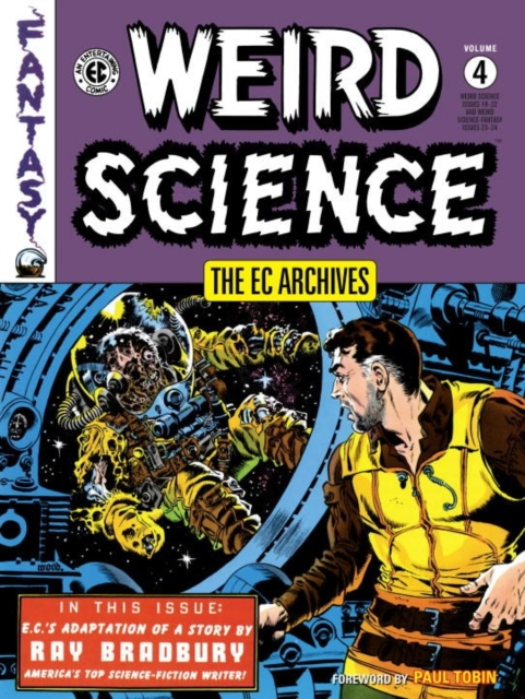 EC ARCHIVES: WEIRD SCIENCE 4 the ec archives two fisted tales volume 3