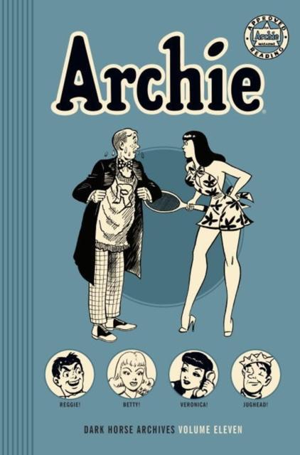 ARCHIE ARCHIVES VOL. 11 nexus archives volume 11