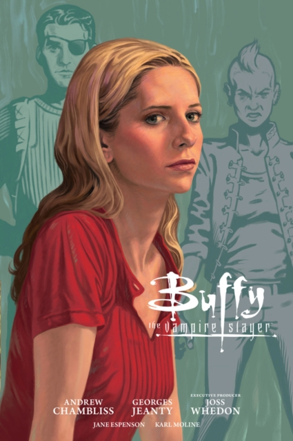 BUFFY: SEASON NINE LIB V. 3 ad lib ad014ewjar69