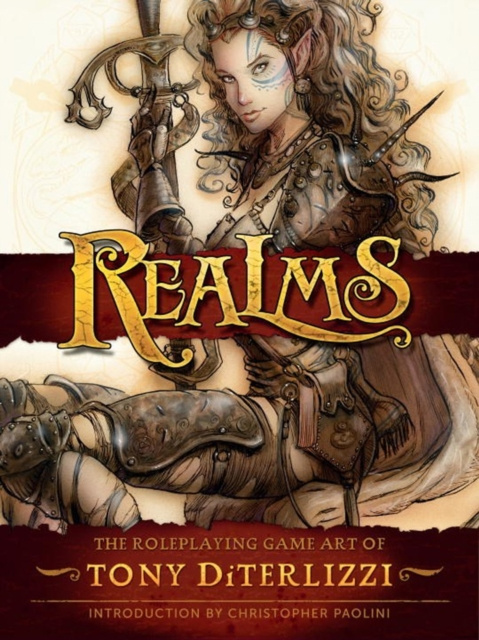REALMS: TONY DITERLIZZI dungeons