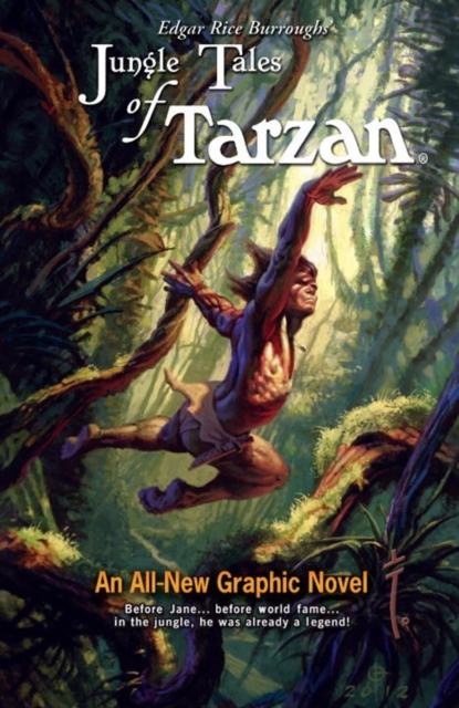 ERB JUNGLE TALES OF TARZAN спот 98 a4508pl 3wh arte lamp 1194386