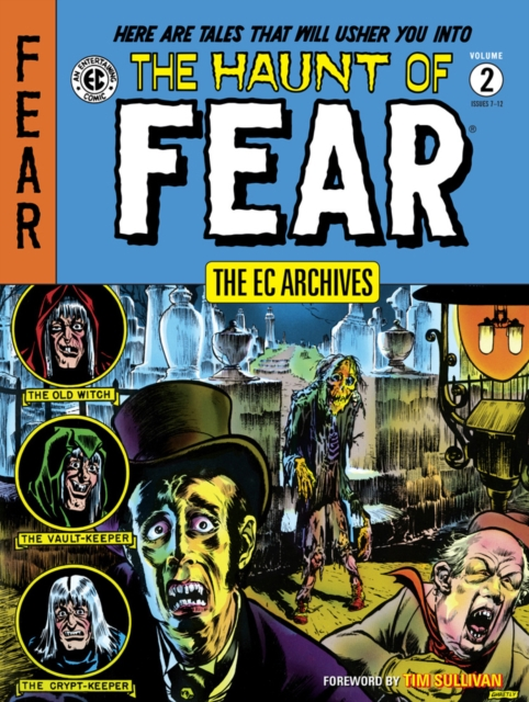 EC ARCHIVES, THE V. 9 the ec archives two fisted tales volume 3