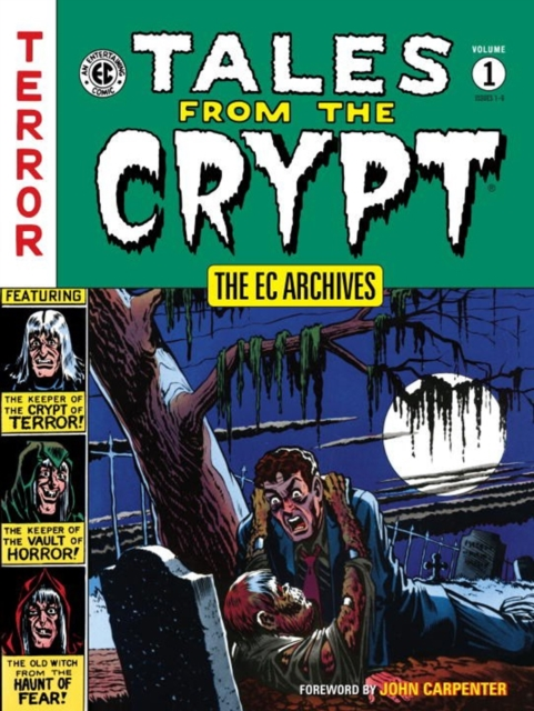 EC TALES FROM THE CRYPT VOL. 1 father and son of the complete collection of sound books classics children s comics best selling books