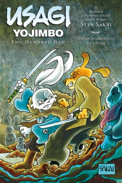 USAGI YOJIMBO VOL. 29 200 JIZO nexus confessions volume two