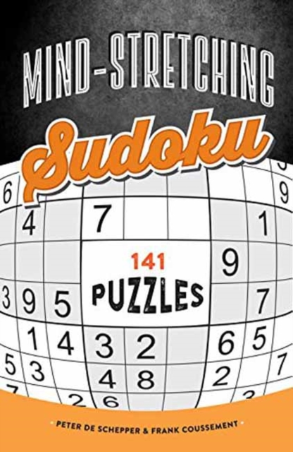 MIND-STRETCHING SUDOKU go games the sudoku challenge