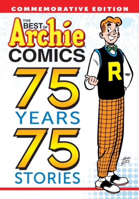 BEST OF ARCHIE COMICS 5, THE archie giant comics 75th anniversary book