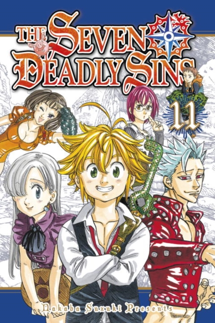 7 DEADLY SINS 11, THE the white guard