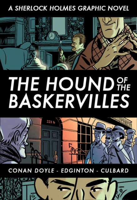 Hound of the Baskervilles the hound of the baskervilles