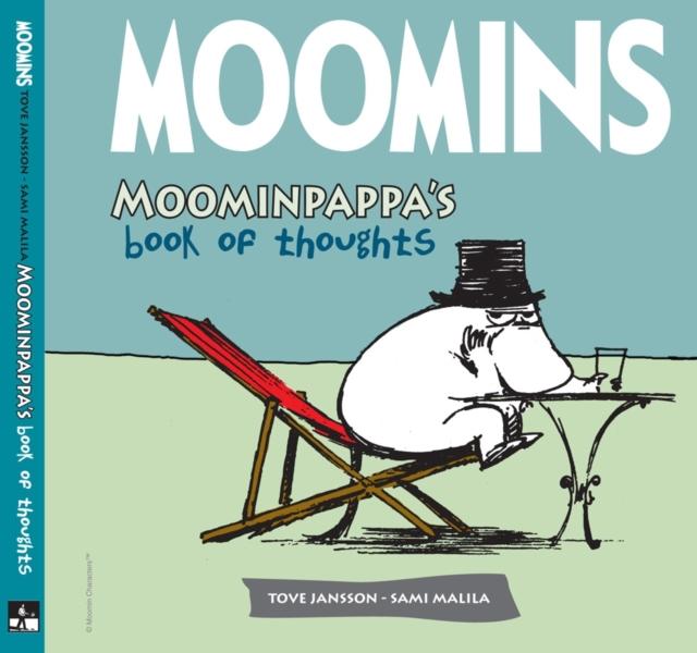 Moomins: Moominpappa's Book of Thoughts jansson t exploits of moominpappa