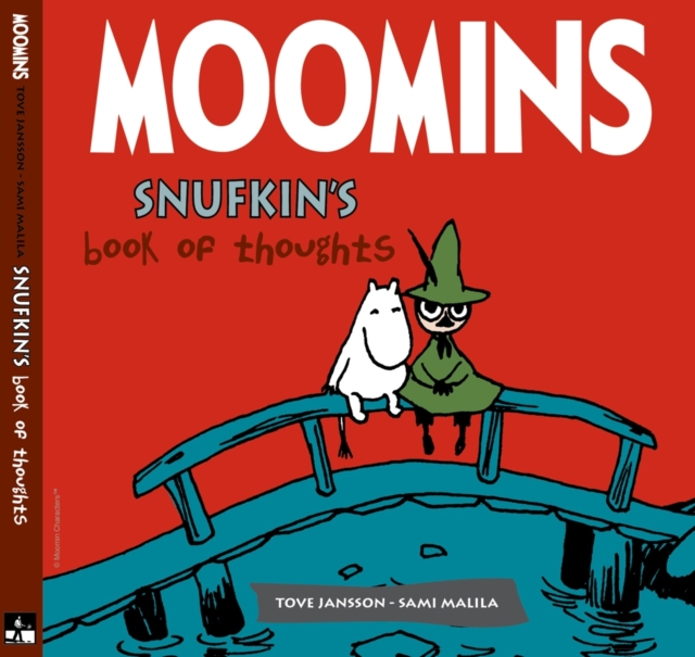 Moomins: Snufkin's Book Thoughts jansson t tales from moominvalley