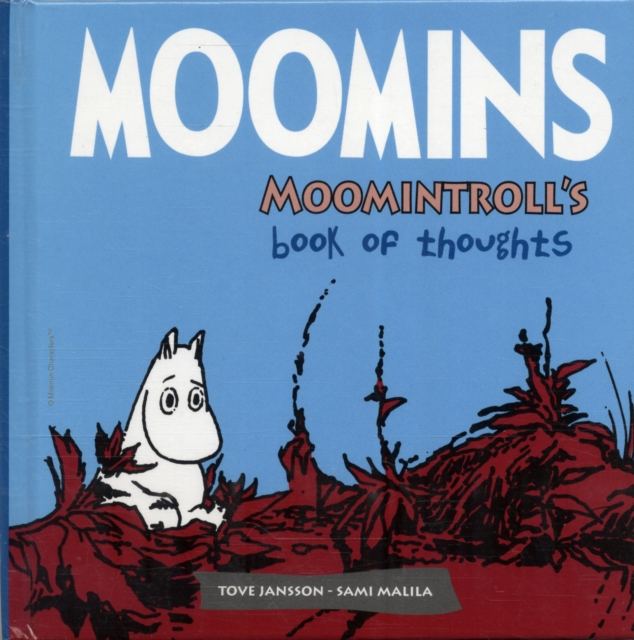 Moomins: Moomintroll's Book Thoughts some thoughts on the common toad