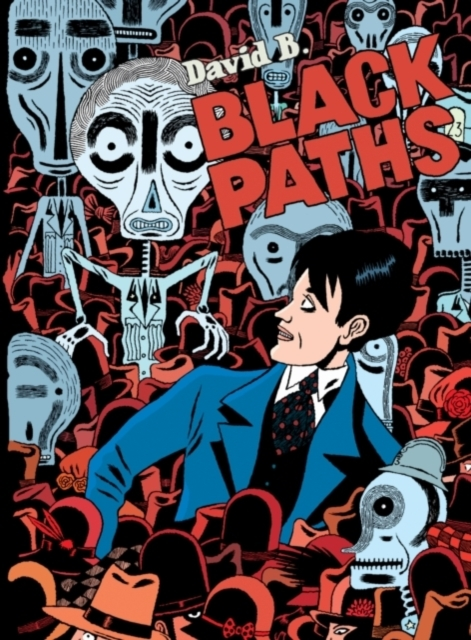 Black Paths radcliffe a the italian