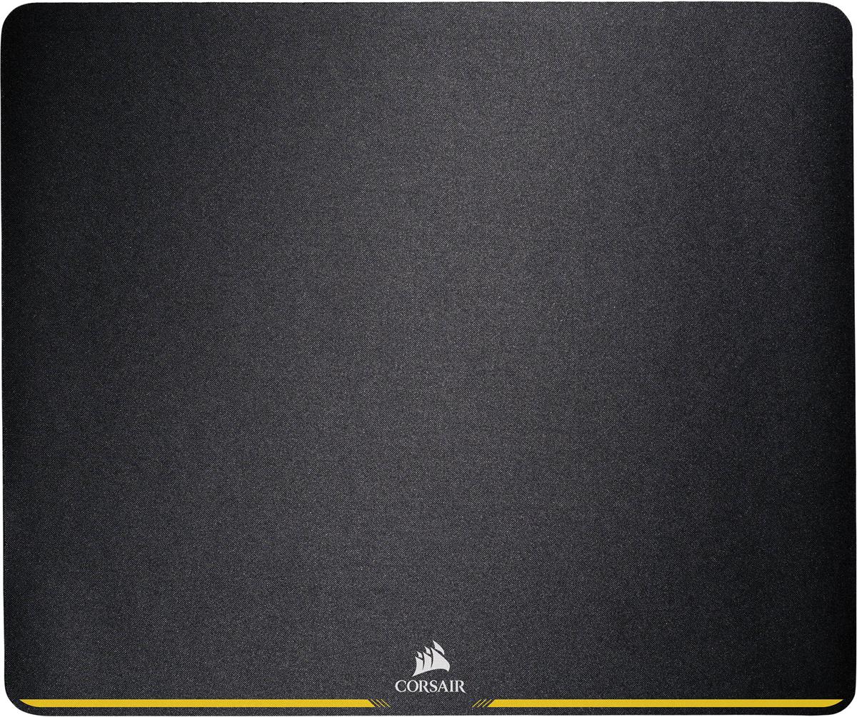Corsair Gaming MM200 Medium игровой коврик для мышиCH-9000099-WWТканевый коврик Corsair MM200 подходит для различных игровых стилей и выпускается в нескольких размерах. Большой стол? Увеличенный размер коврика решит эту проблему. Игра на портативных системах? Компактная и удобная для переноски модель: небольшой вес и простота упаковки. Вне зависимости от размера ММ200 обеспечивает улавливание быстрых перемещений мыши, а благодаря основанию с защитой от скольжения он не сдвинется с места даже при заметном усилии.