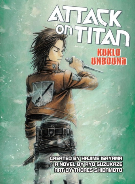 ATTACK ON TITAN NOVEL 2 attack on titan harsh mistress of the city part 2