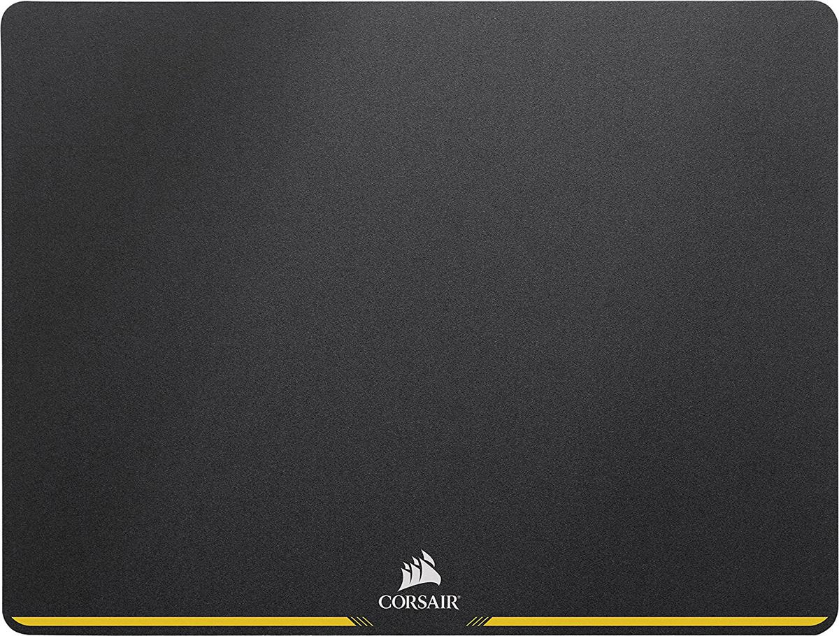 Corsair Gaming MM400 Medium игровой коврик для мышиCH-9000103-WWCorsair Gaming ММ400, изготовленный из высококачественных износостойких полимерных материалов, оптимизирован дляигровых датчиков и обеспечивает безупречное скольжение без ущерба для контроля и точности. Он гарантируетнеизменное удобство прицеливания, чтобы вы могли стрелять с точностью до пикселя.