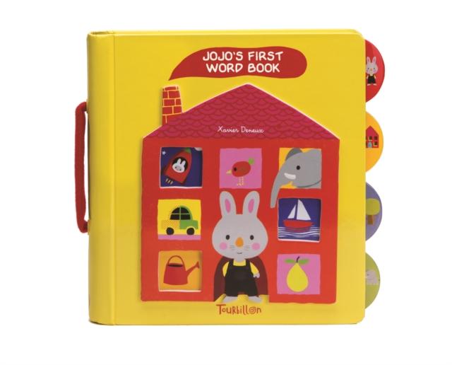 Jojo's First Word Book word book