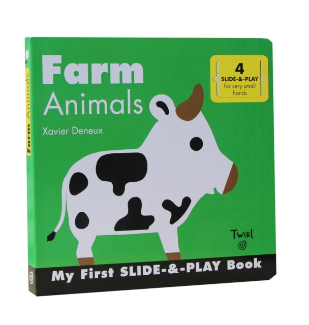 Farm Animals (Slide-and-Play) baby s very first slide and see farm