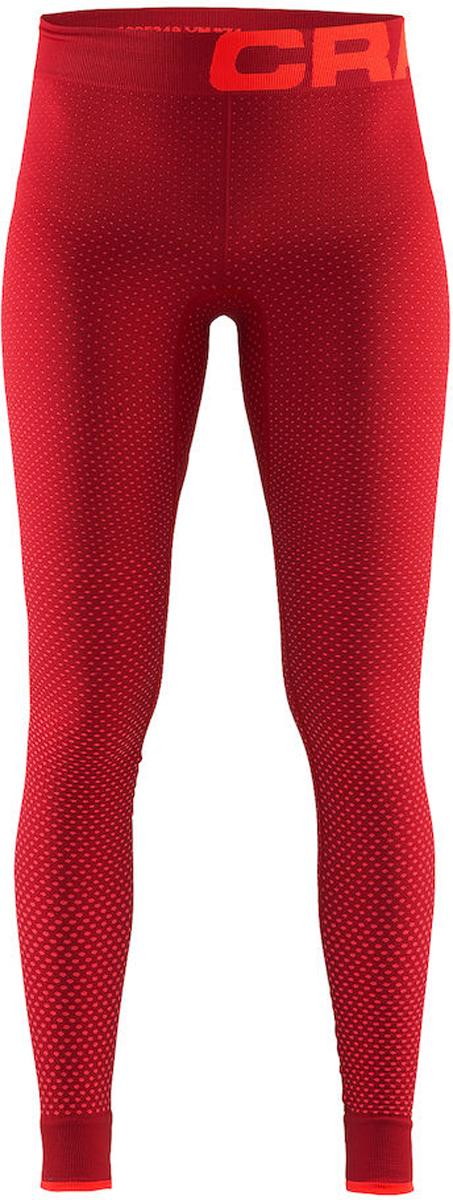 Термобелье брюки женские Craft Warm Intensity, цвет: красный. 1905349/452801. Размер XL (50)1905349/452801Термобрюки от Craft с эргономичной посадкой и обтягивающим дизайном для оптимальной терморегуляции. Модель с эластичным поясом выполнена из полиамида с добавлением полиэстера и эластана.