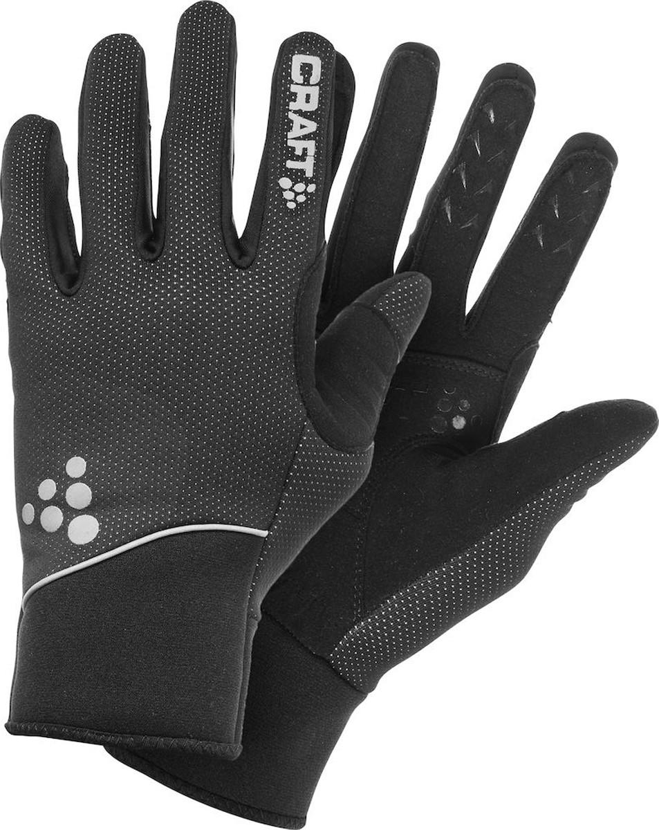 Перчатки Craft Touring, цвет: черный. 1903488/2999. Размер L (10) craft cr006fucws90