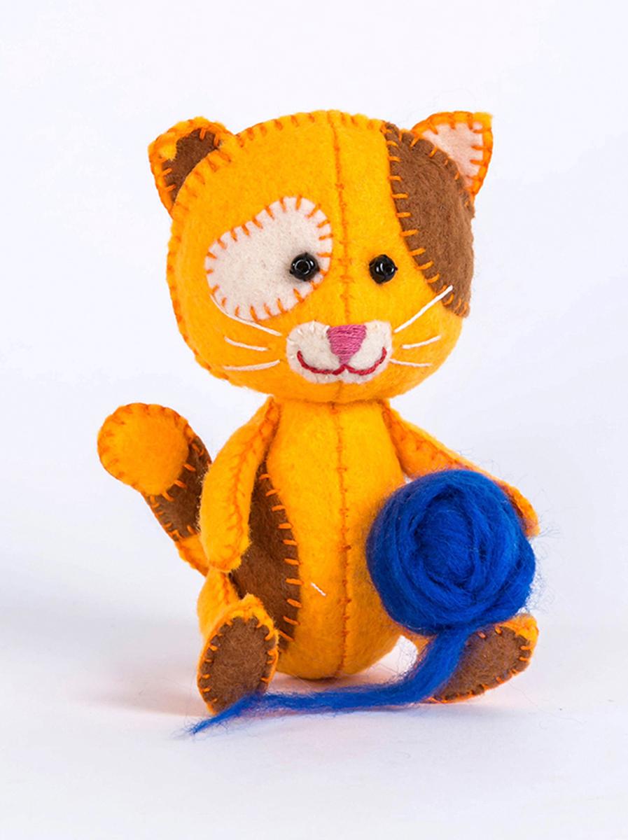Набор для изготовления текстильной игрушки Перловка