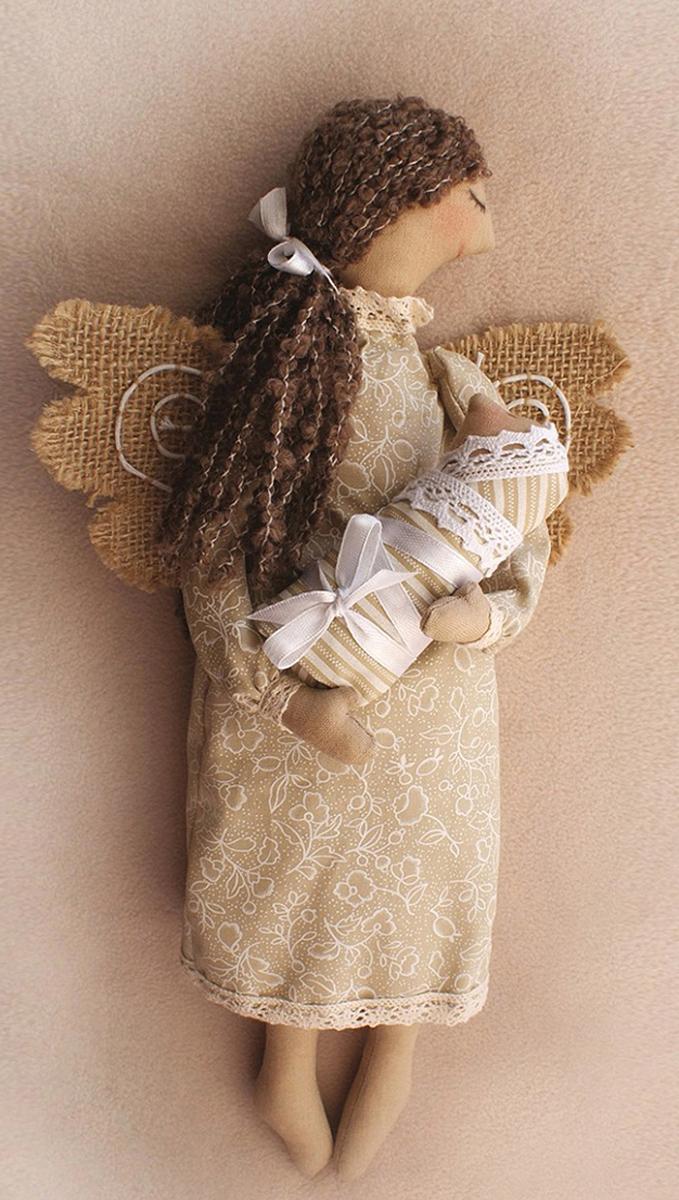 Набор для изготовления игрушки Ваниль  Angel's Story , высота 34 см. А011 - Игрушки своими руками