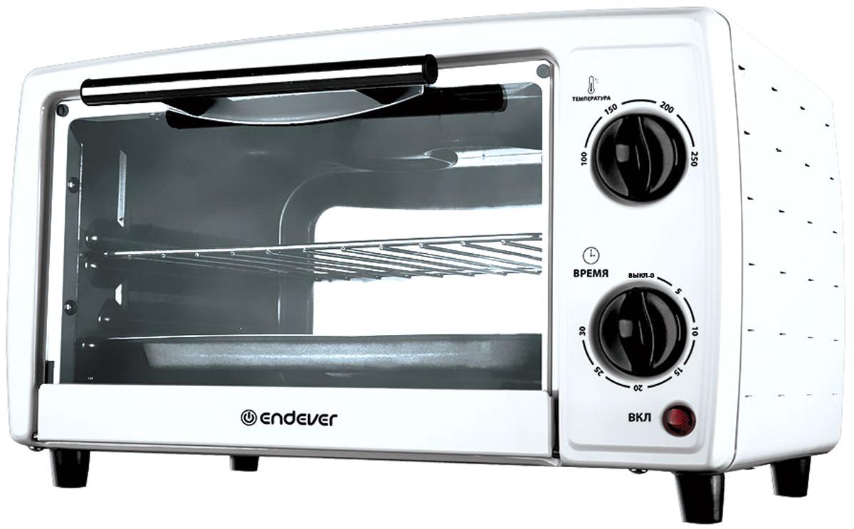 Endever Danko 4003, White мини-печь - Мини-печи