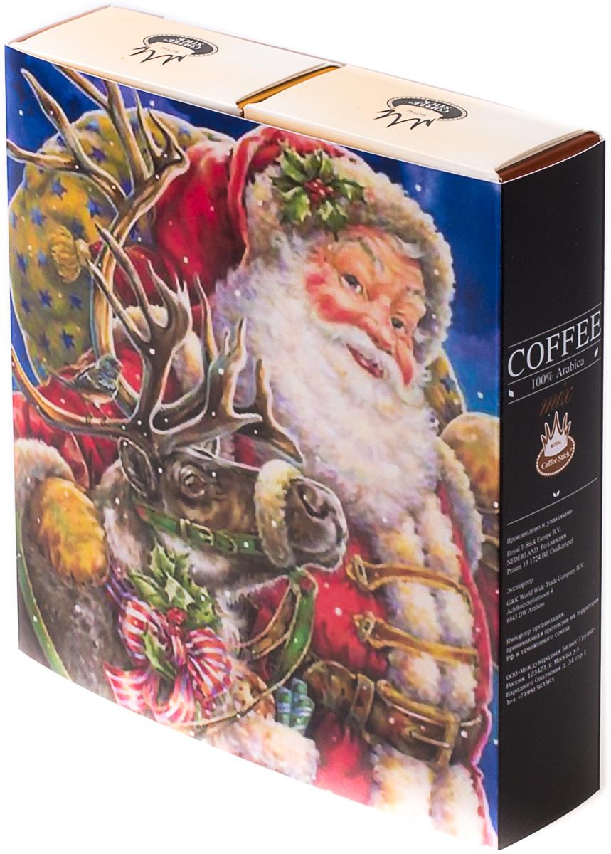 Подарочный набор Royal Coffee Stick: Амаретто и Ваниль Бурбон, 20 шт. 2018к029 royal skin 4skin подарочный набор идеальное тело