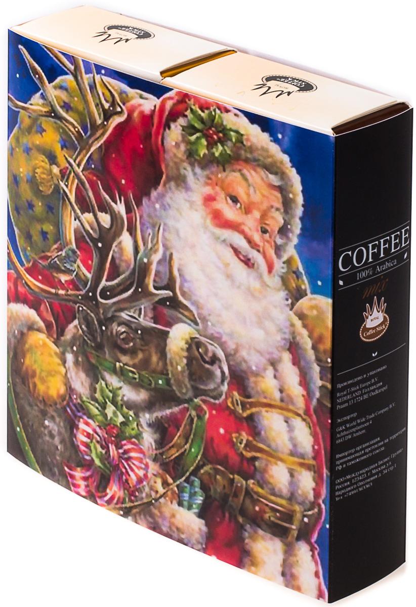 Подарочный набор Royal Coffee Stick: Арабика и Ваниль Бурбон, 20 шт. 2018к027 royal skin 4skin подарочный набор идеальное тело
