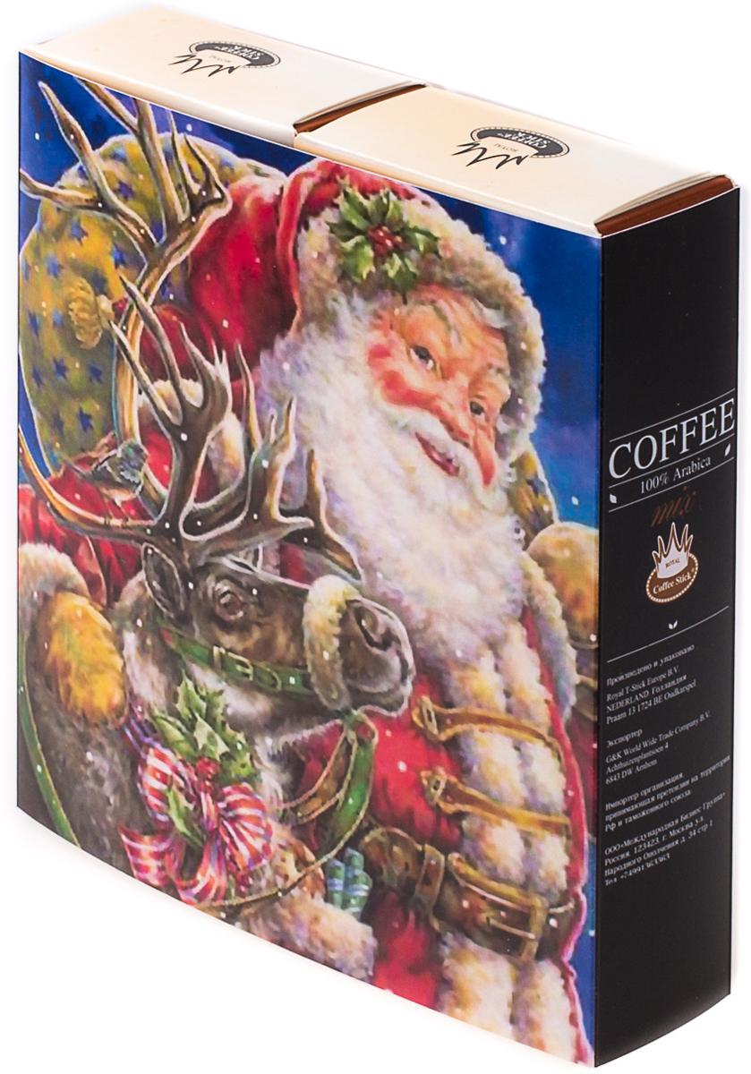 Подарочный набор Royal Coffee Stick: Амаретто и Фундук, 20 шт. 2018к0252018к025100 % замороженный сушенный растворимый кофе.