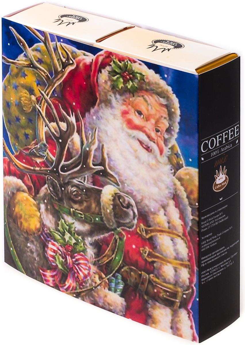 Подарочный набор Royal Coffee Stick: Фундук и Ваниль Бурбон, 20 шт. 2018к023 royal skin 4skin подарочный набор идеальное тело
