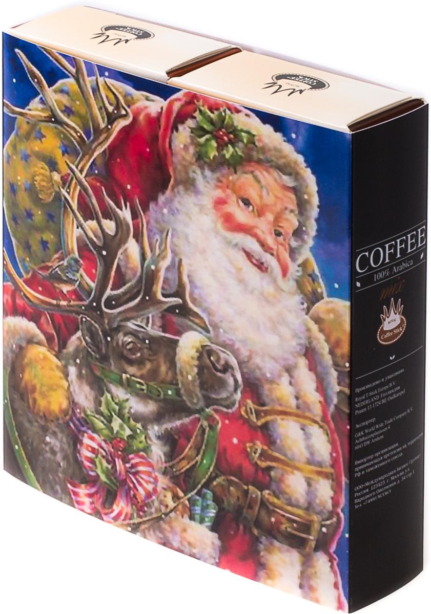 Подарочный набор Royal Coffee Stick: Арабика и Амаретто, 20 шт. 2018к021 royal skin 4skin подарочный набор идеальное тело