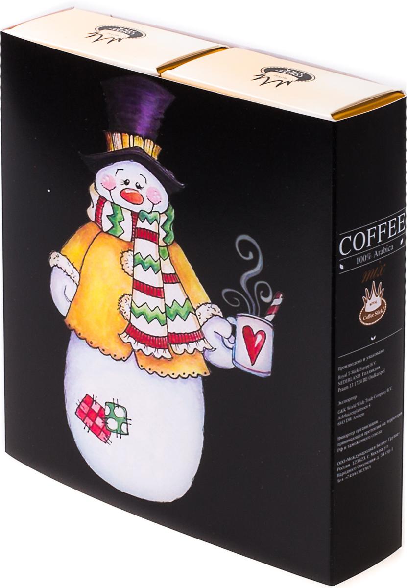 Подарочный набор Royal Coffee Stick: Ваниль Бурбон и Ваниль Бурбон, 20 шт. 2018к0192018к019100 % замороженный сушенный растворимый кофе.Кофе: мифы и факты. Статья OZON Гид