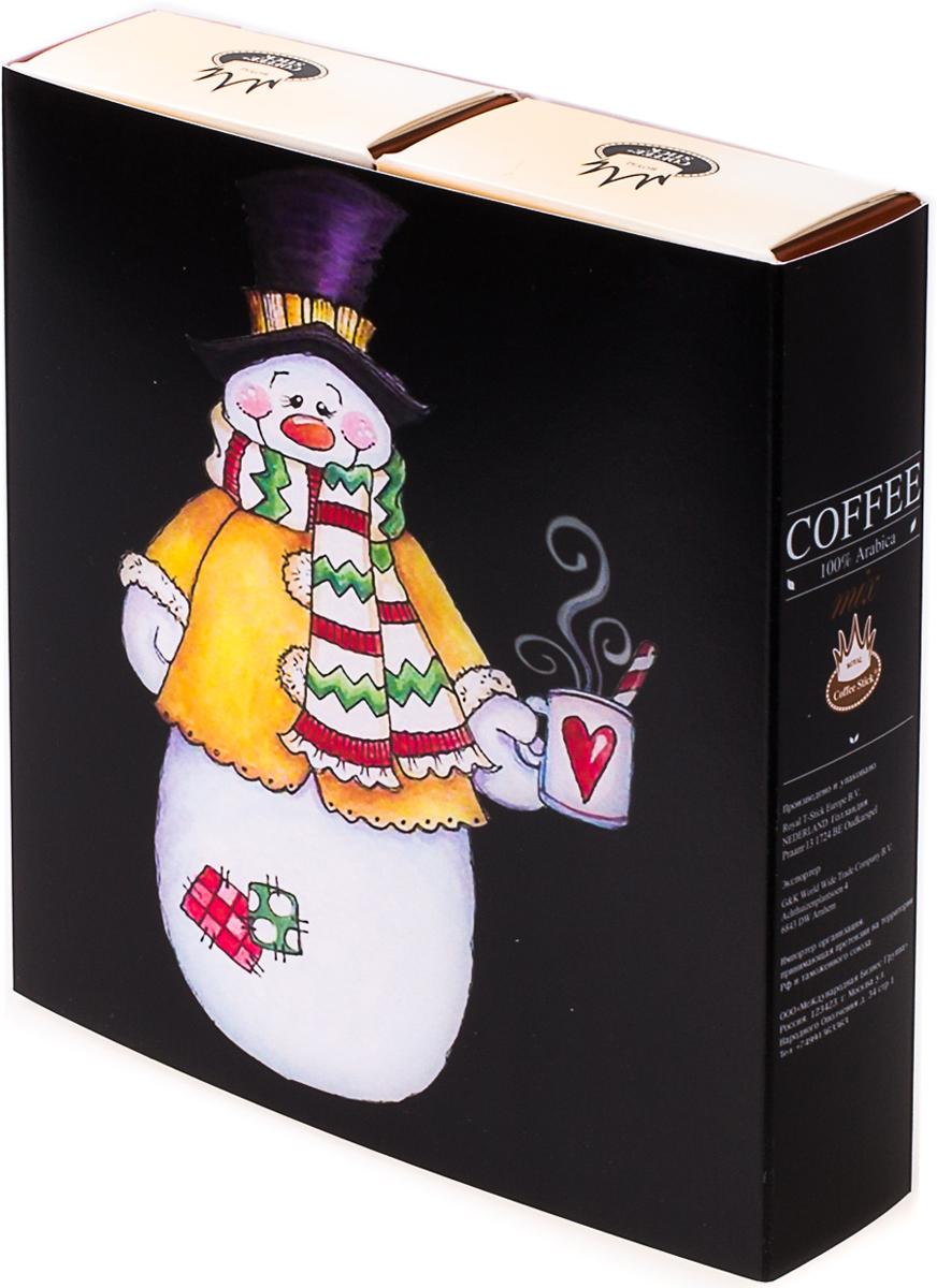 Подарочный набор Royal Coffee Stick: Амаретто и Амаретто, 20 шт. 2018к0152018к015100 % замороженный сушенный растворимый кофе.Кофе: мифы и факты. Статья OZON Гид