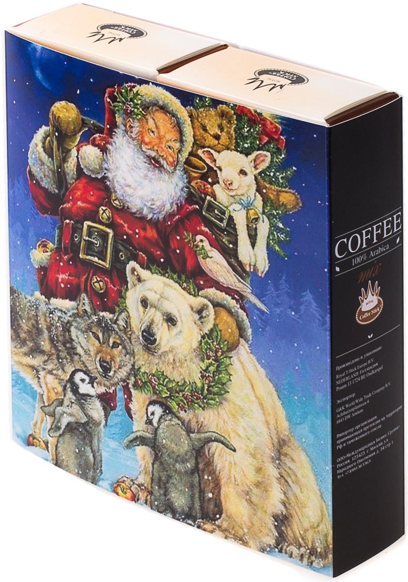 Подарочный набор Royal Coffee Stick: Арабика и Амаретто, 20 шт. 2018к001 royal skin 4skin подарочный набор идеальное тело