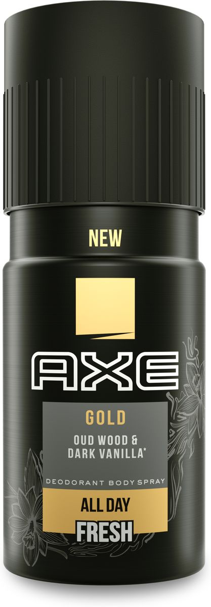 Axe дезодорант аэрозоль Gold, 150 мл axe axe дезодорант аэрозоль gold temptation 150 мл