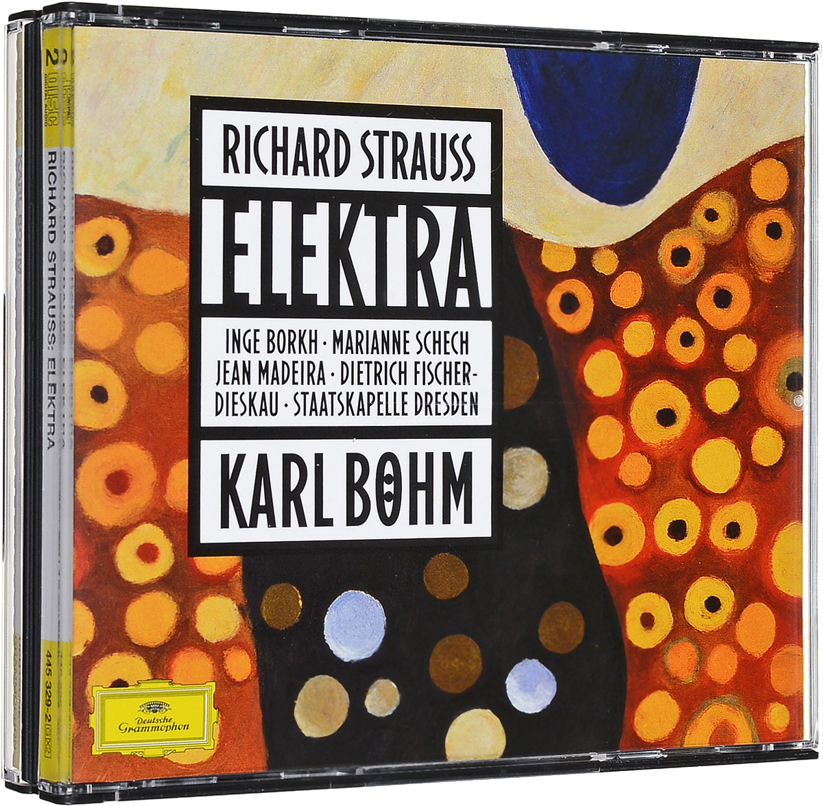 Карл Боэм Karl Boehm. Richard Strauss: Elektra (2 CD) цена