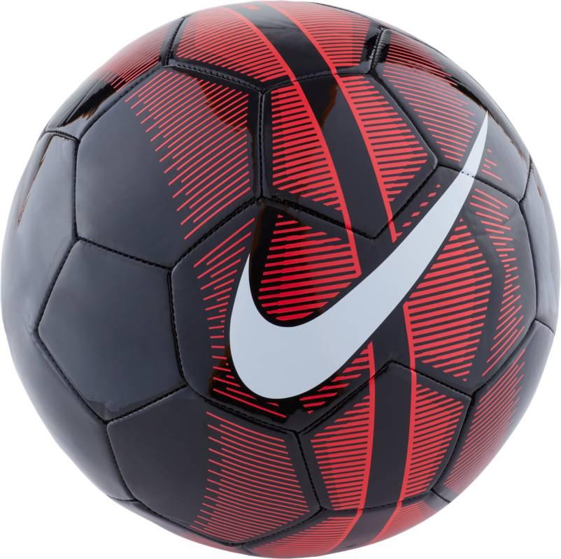 Мяч футбольный Nike Mercurial Fade, цвет: красный. Размер 5SC3023-010Футбольный мяч Nike Mercurial Fade состоит из 26 панелей с прочным покрытием из материала TPU и контрастной графикой для большей заметности на поле. Конструкция из 26 вставок для правильной и точной траектории полета. Покрытие из материала TPU с машинной строчкой для повышенной прочности. Бутиловая камера обеспечивает отличную амортизацию и превосходно удерживает воздух. Яркий рисунок делает мяч заметнее на поле