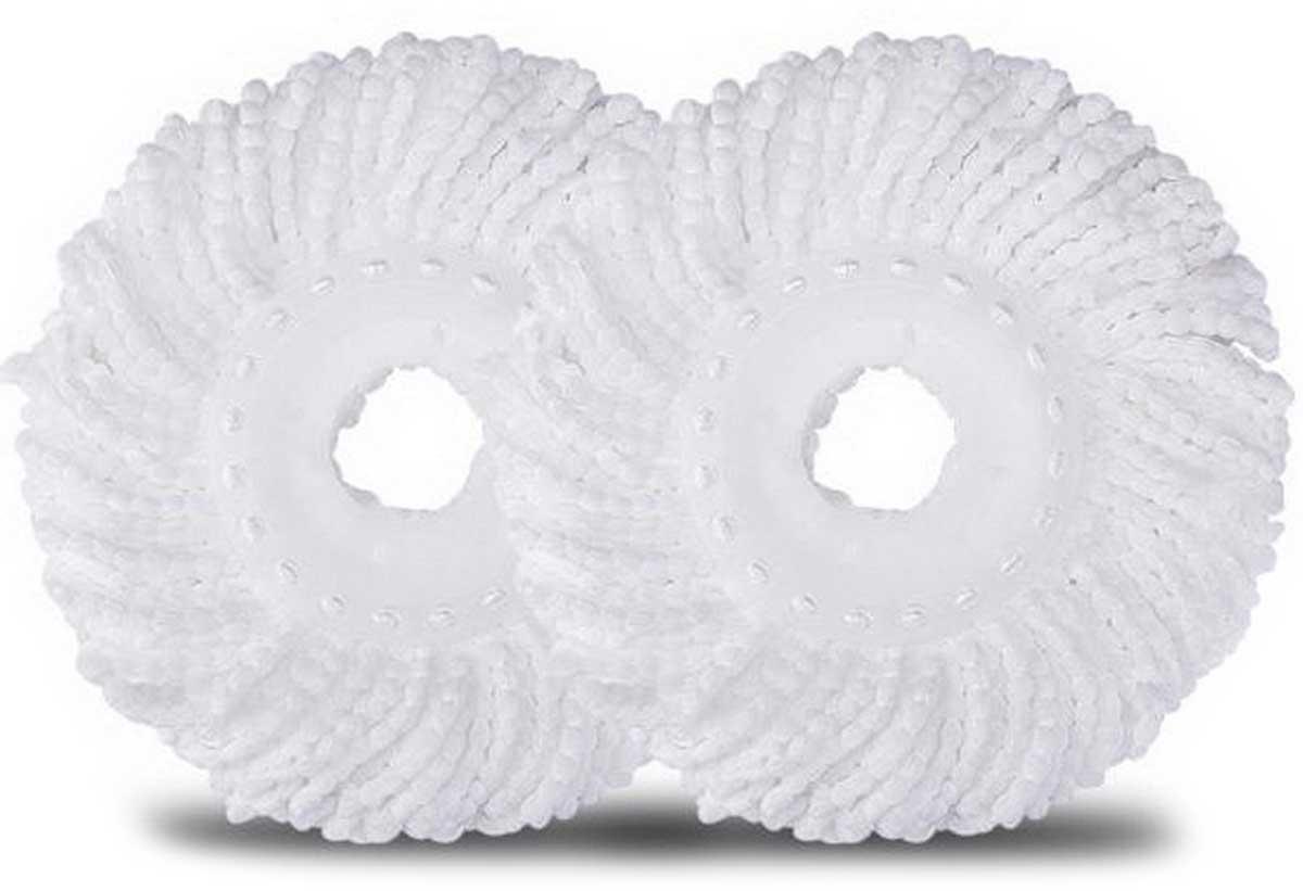 Набор насадок для швабры Ruges Верта, цвет: белый, 2 штD-31Насадки дополнительные на швабру Верта выполнены из микрофибры. Именно этот материал придает насадкам такие уникальные чистящие свойства. Насадка из микрофибры идеально подходит как для влажной, так и для сухой уборки. Сухая уборка с насадкой для швабры пройдет быстро и без забот! Влажная убора позволит без моющих средств удалить загрязнение. Достаточно прополоскать насадку для швабры и вся собранная пыль и грязь останется в воде. Насадка из микрофибры идеально подходит для уборки линолеума, плитки, ламината и паркета. Благодаря специальной системе, она надежно крепится на основании швабры. Размеры: 15,7 х 15,7 х 1 смВес: 230 г Материал: ПВХ, микрофибра Комплектация: насадка - 2 шт