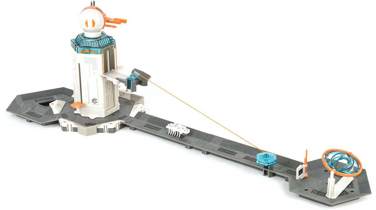 Hexbug Игрушечный трек Космическое путешествие Nano Тренировочный лагерь - Транспорт, машинки