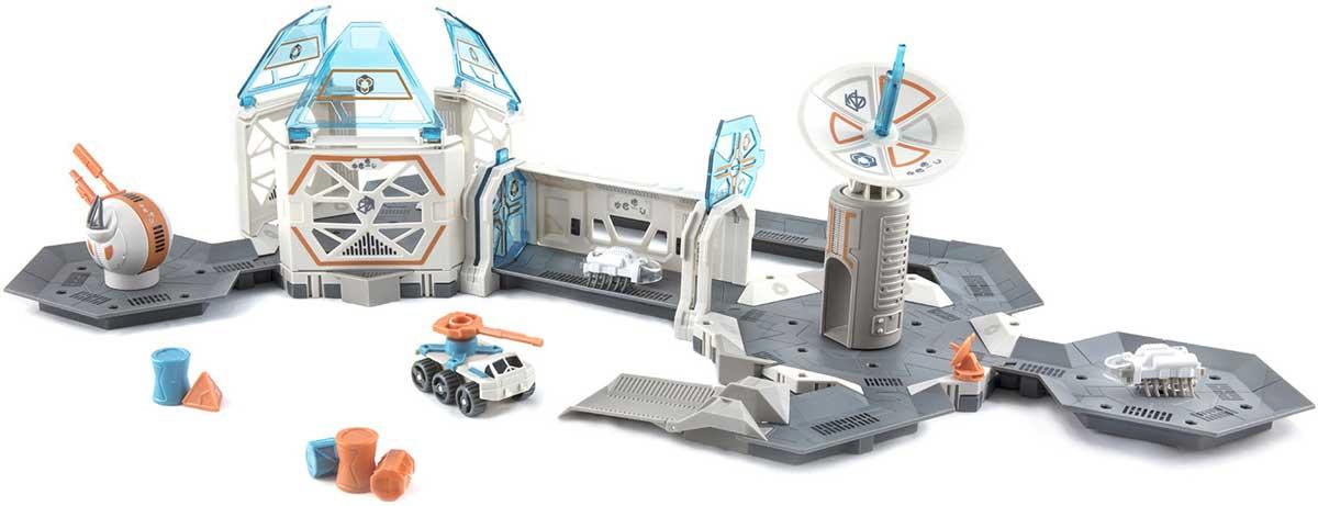 Hexbug Игрушечный трек Космическое путешествие Nano Исследовательская станция - Транспорт, машинки
