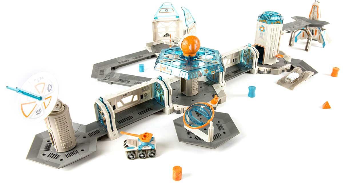 Hexbug Игрушечный трек Космическое путешествие Nano Командный пункт - Транспорт, машинки