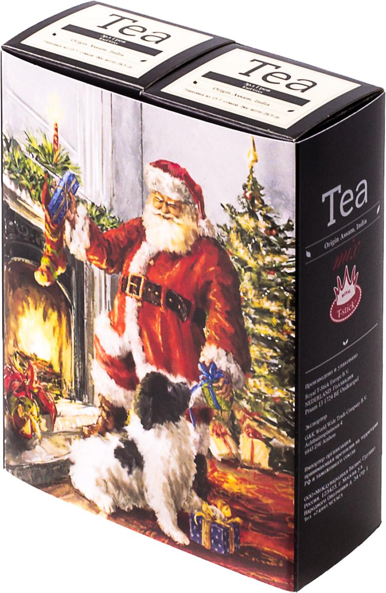 Подарочный набор Royal T-Stick: Earl Grey черный чай и Earl Grey черный чай, в стиках, 30 шт. 20181151 greenfield royal earl grey черный листовой чай 250 г