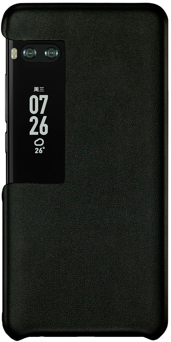 G-Case Slim Premium чехол для Meizu Pro 7, Black mooncase litchi skin золото chrome hard back чехол для cover lg g4 браун