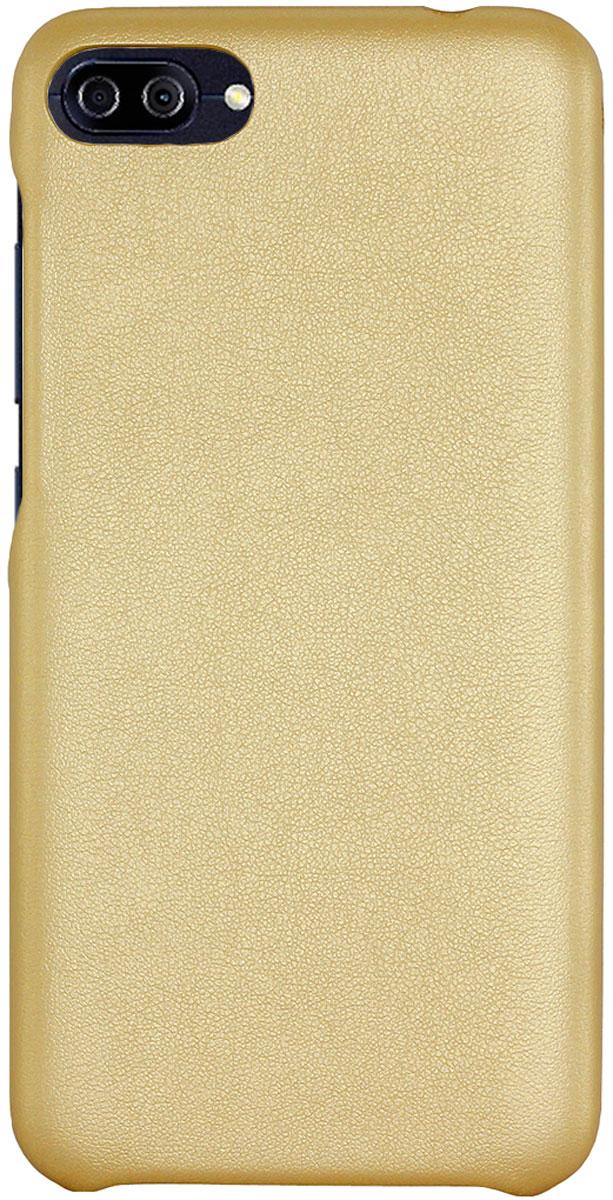 G-Case Slim Premium чехол для ASUS ZenFone 4 Max ZC520KL, Gold