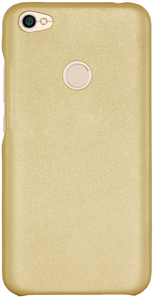 G-Case Slim Premium чехол для Xiaomi Redmi Note 5A, Gold - Чехлы