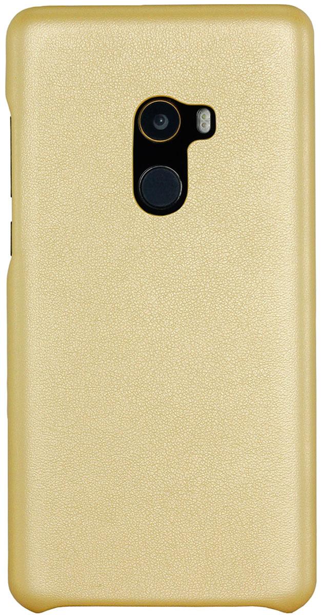 G-Case Slim Premium чехол для Xiaomi Mi Mix 2, Gold - Чехлы