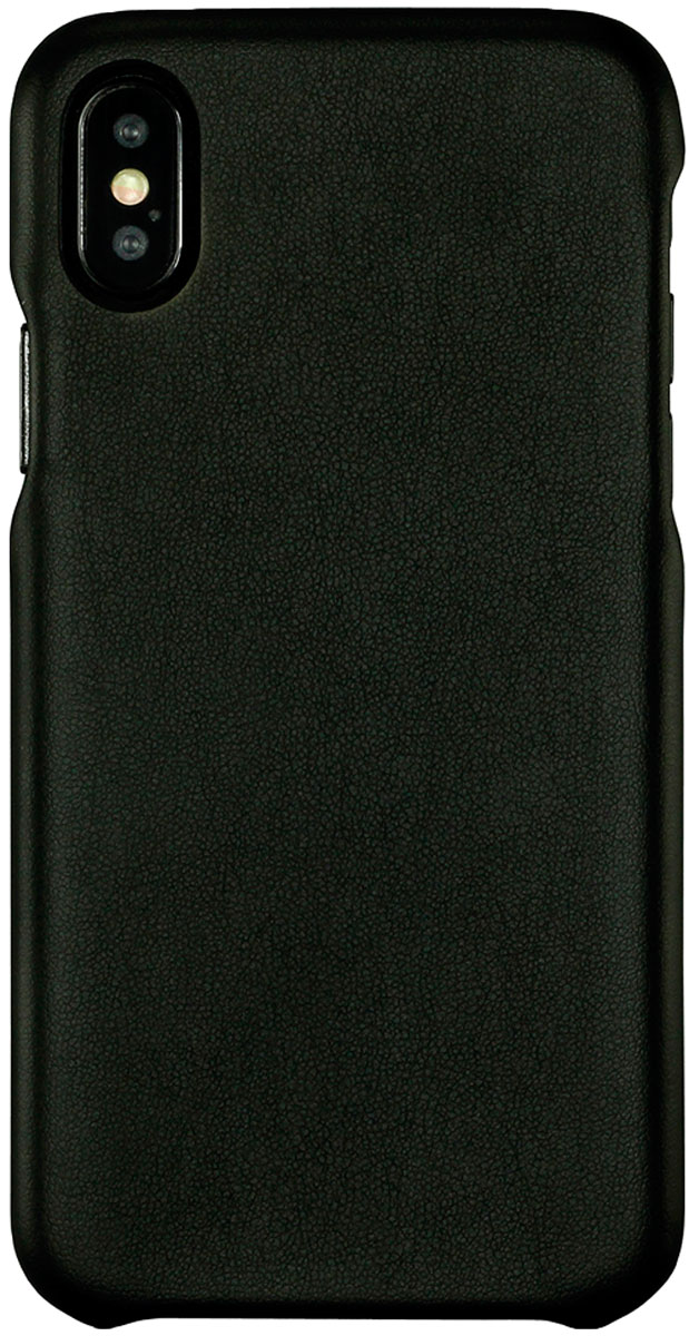 G-Case Slim Premium чехол для iPhone X, Black g case slim premium чехол для iphone 7 8 black