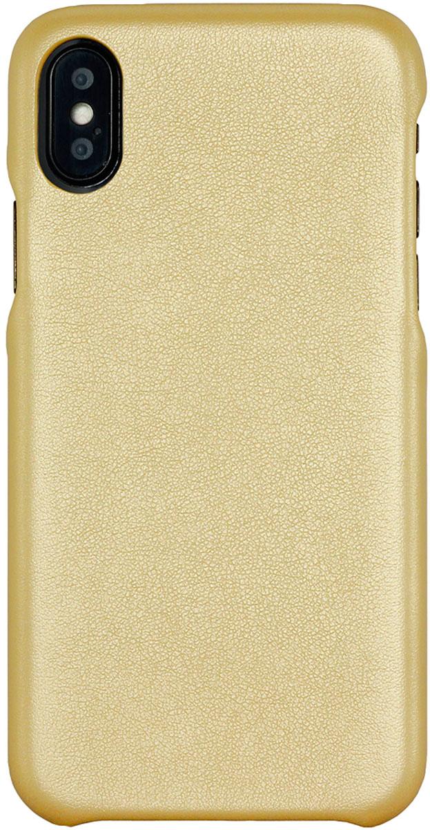 G-Case Slim Premium чехол для iPhone X, Gold g case slim premium чехол для iphone 6 plus dark blue