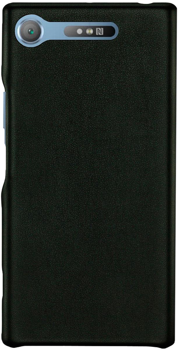 G-Case Slim Premium чехол для Sony Xperia XZ1, Black стоимость