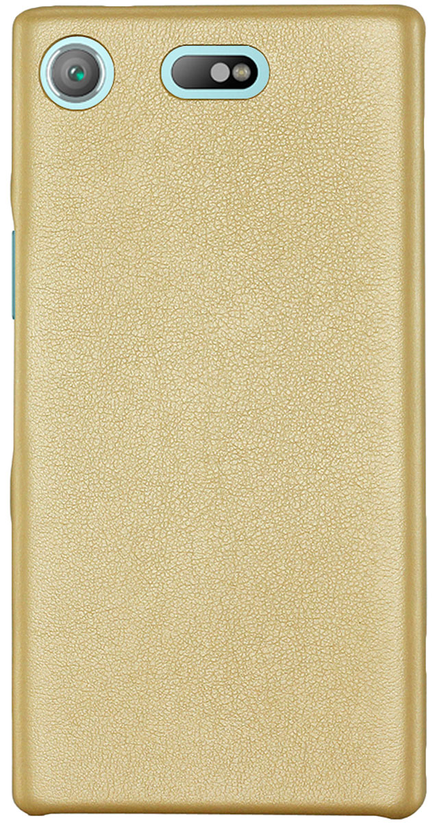 G-Case Slim Premium чехол для Sony Xperia XZ1 Compact, GoldGG-897G-Case – смелые, необычные, тщательно продуманные чехлы для ваших портативных устройств и гаджетов.